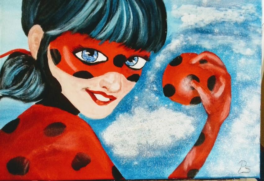 Miraculous Ladybug by PenStilos